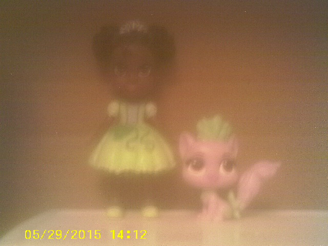 Tiana and LIly by AnnieSmith