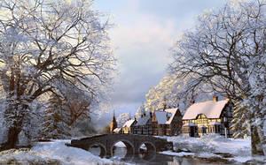 December Morning by DIGITAL-DOM