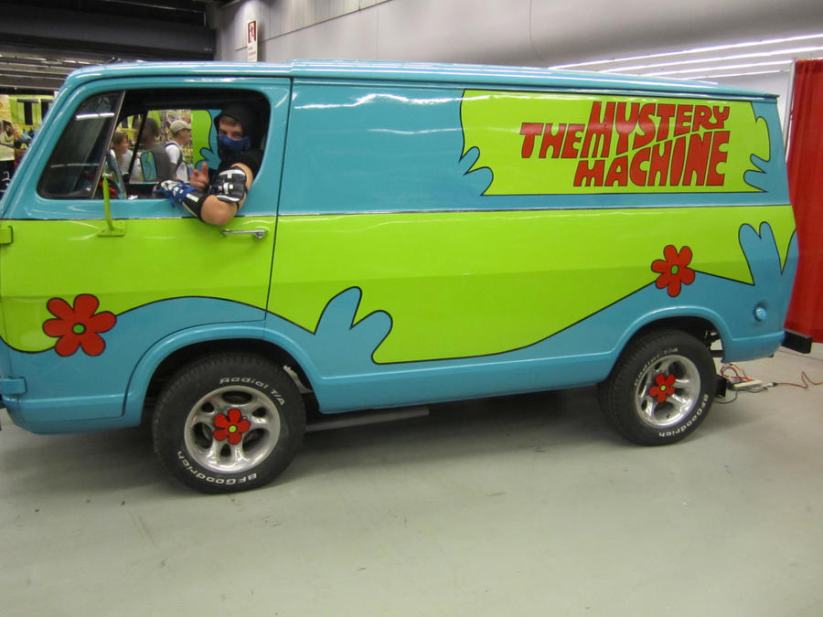SubZero In The Mystery Machine By DarkErmac On DeviantArt - Cool cars in real life