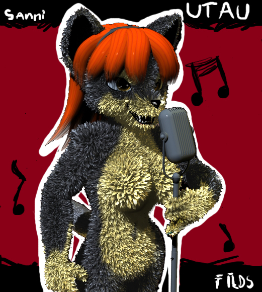 Sanni-UTAU by DoomSong8765