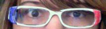 :U glasses by DoomSong8765