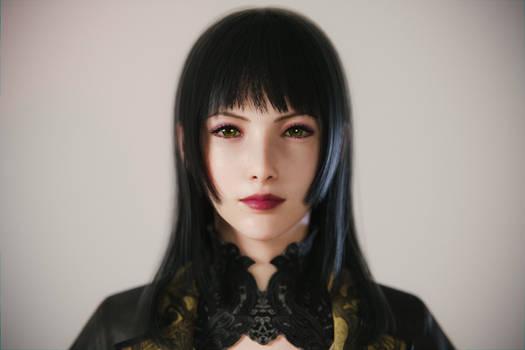 Gentiana (Final Fantasy: XV) - Render 1