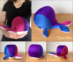 Bisexuwhale Pride Whale