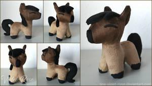 Chibi OC - Actual Horse