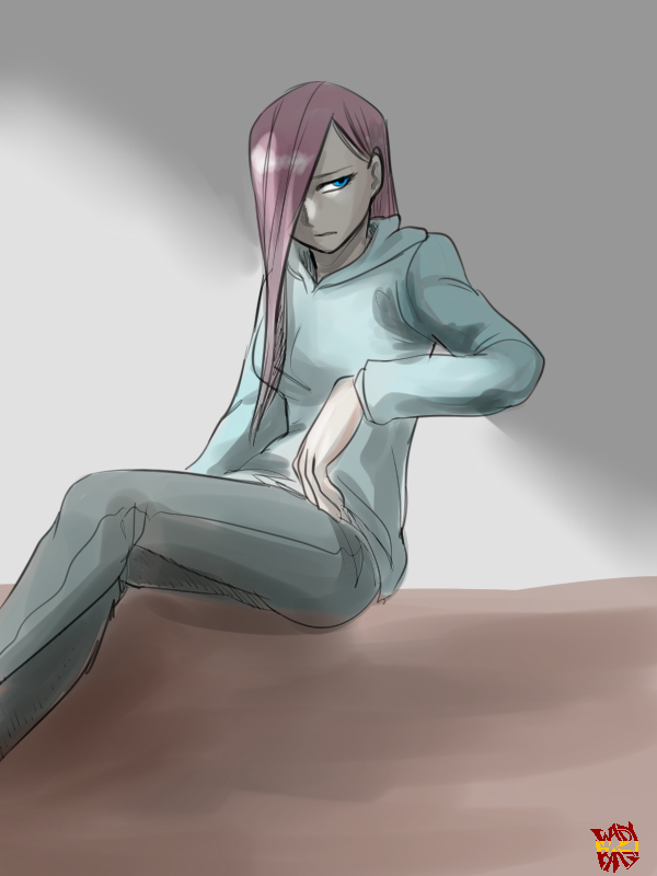 Pinkamena - Human version by norang94