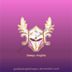 Sleepy Knights Emblem + Process