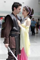 Jedi and Senator  L O V E
