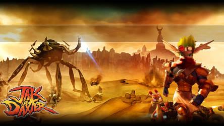 Jak 3 PS3 Background