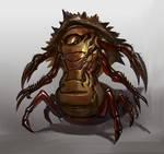 insect creature design