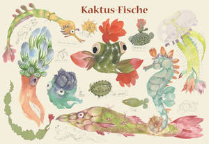 Cactus-fish by mairle