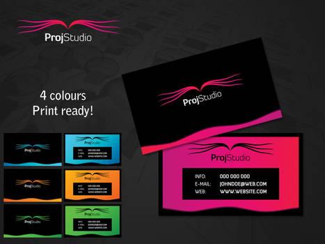 Proj Business Card