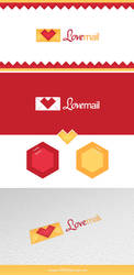 LoveMail - Logotype by czaker