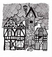 The Curiosity Houses: Tudor Street