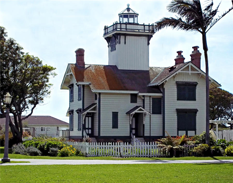 Point Fermin Lighthouse by awesome43