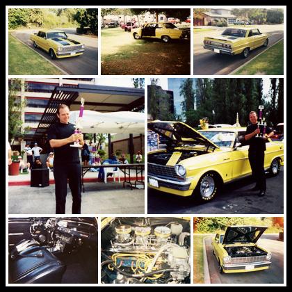 1964 Nova SS Custom by awesome43