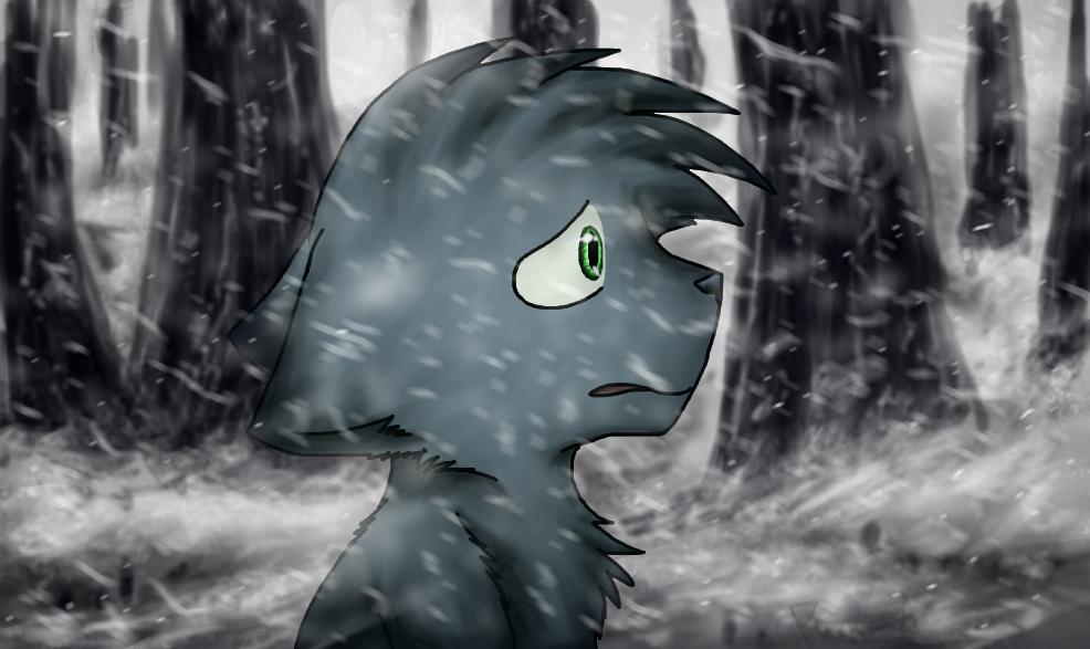 Blizzard In My Mind by Purrlstar