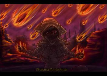 Chasma Tempestas by Purrlstar