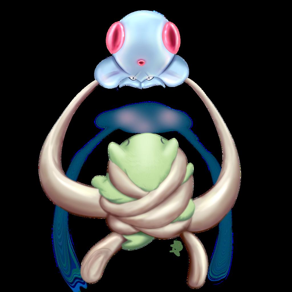 Ga Hq Pokemon Tribute 6 Tentacool Used Wrap 634684853