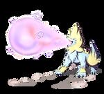 GA-HQ Gen III 3 - Manectric used Signal Beam by drjhordan