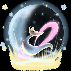 GA-HQ Gen IV 3 - Cresselia used Lunar Dance