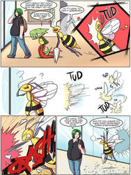 My Trainer is an Idiot: D-32 by Adanel