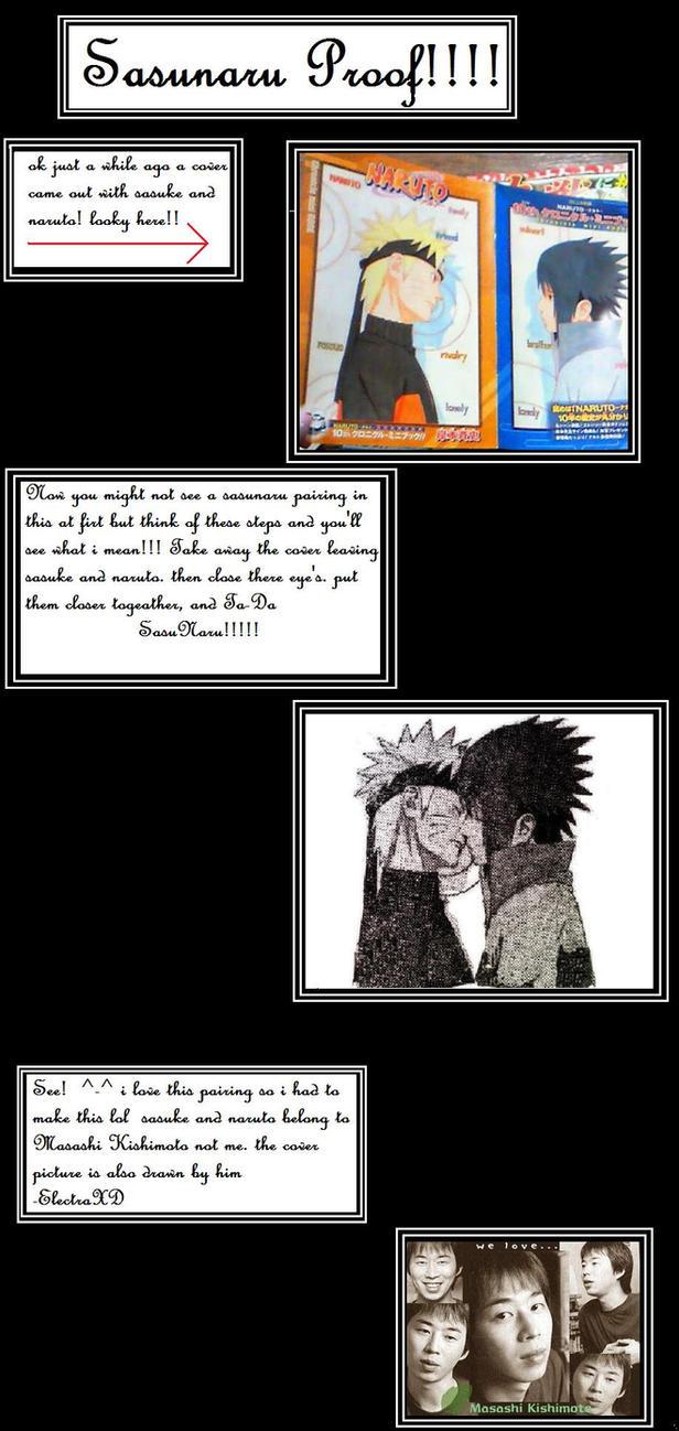 sasunaru proof essay