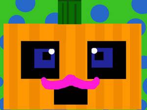 Chibi Jinx Pumpkin