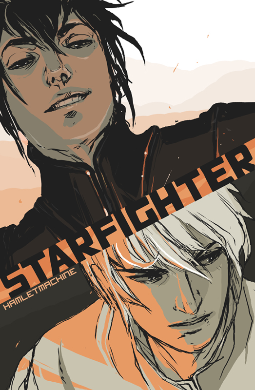 STARFIGHTER THANKS 03 by HamletMachine