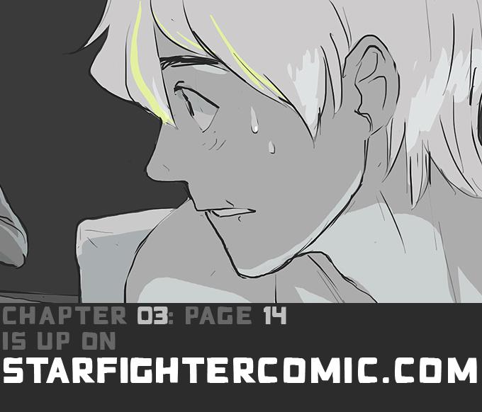 STARFIGHTER PANELS CH03 PG 14 by HamletMachine