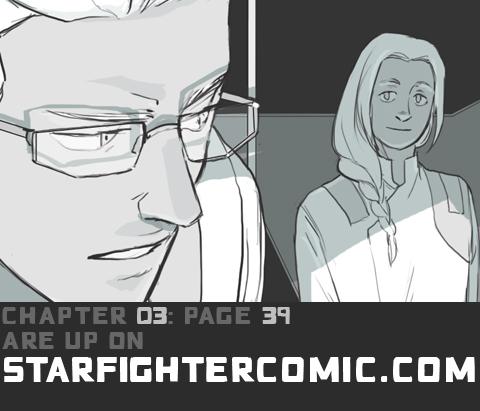 STARFIGHTER CH03 PAGE 39 by HamletMachine