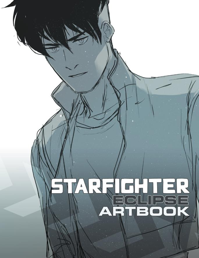 STARFIGHTER: ECLIPSE ARTBOOK