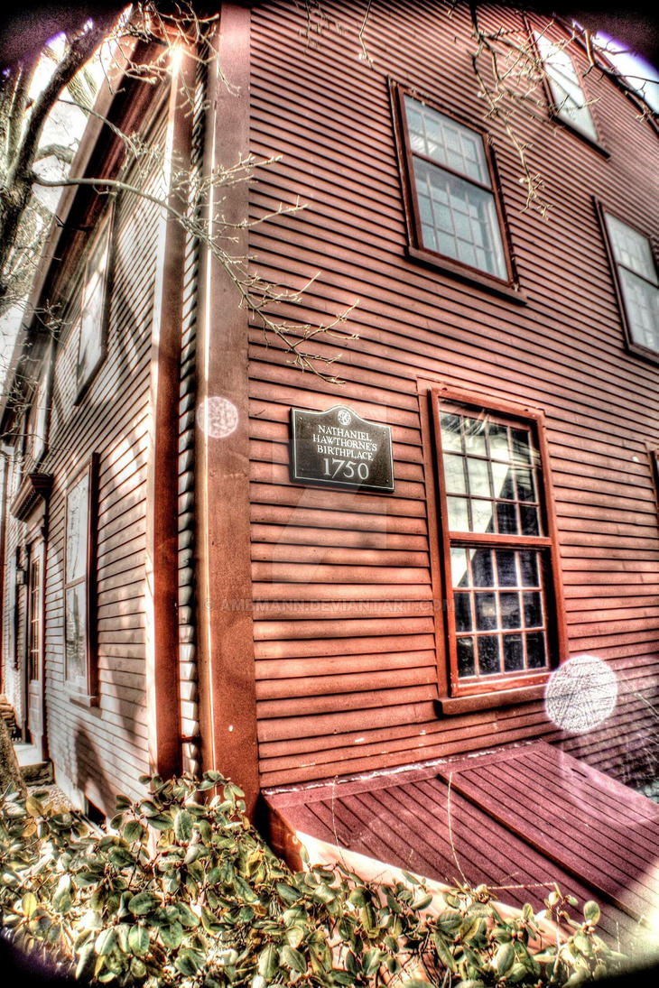 the house of the seven gables by The house of the seven gables, also known as the turner-ingersoll mansion, you will discover a mysterious secret staircase where you least expect it built in 1668, built in 1668, go out loud november 25, 2012.