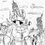 Ubervald Castledragon by Uriil