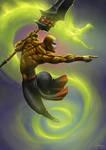 Beastmaster's Summoning by Deslaias