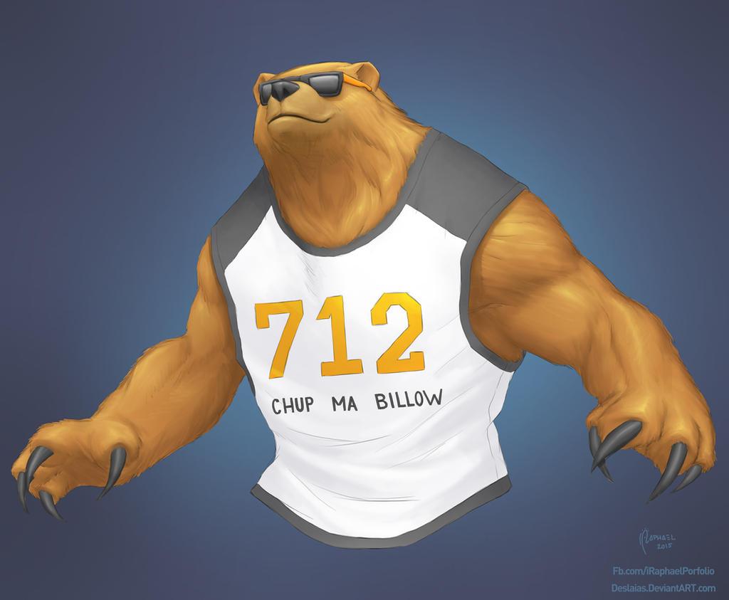 Chup Ma Billow by Deslaias