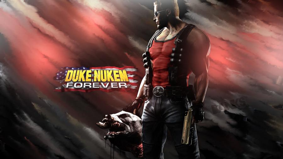 Duke Nukem Forever Wallpaper By Banks10