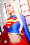 Supergirl cosplay! by Kate Key (self)