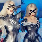 Black Cat cosplay by Kate Key (self)