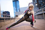 Spider Gwen Cosplay by Kate Key