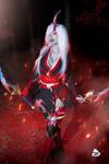 Katarina - League of Legends Cosplay by KateKey 1