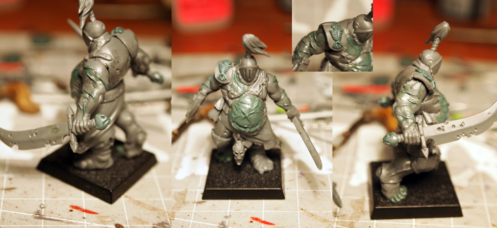 Mordheim Pit Figheter WIP_002 by Nordic-Dragon