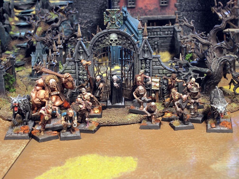 Mordheim Undead Warband
