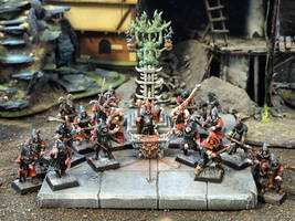 Mordheim possessed warband by Nordic-Dragon