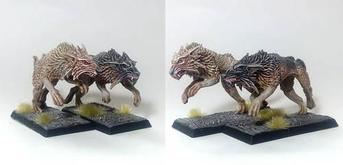 mordheim wolves