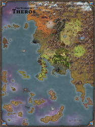 Theros map no text