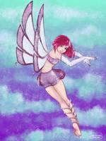 Tecna Enchantix by MeariDikki