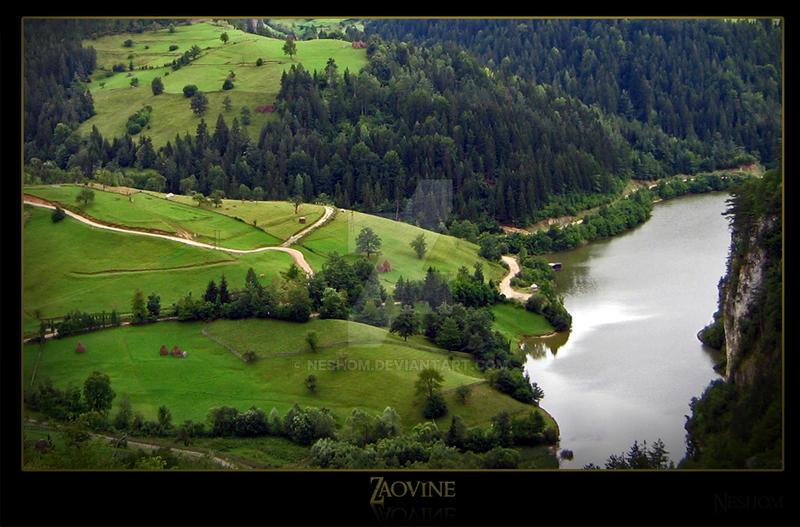Zaovine-ll by Neshom