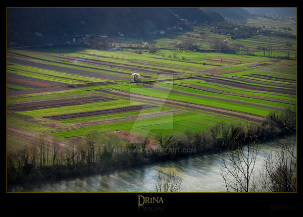 River Drina   Serbia 10 by Neshom