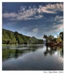 River Drina - Serbia - HDR by Neshom