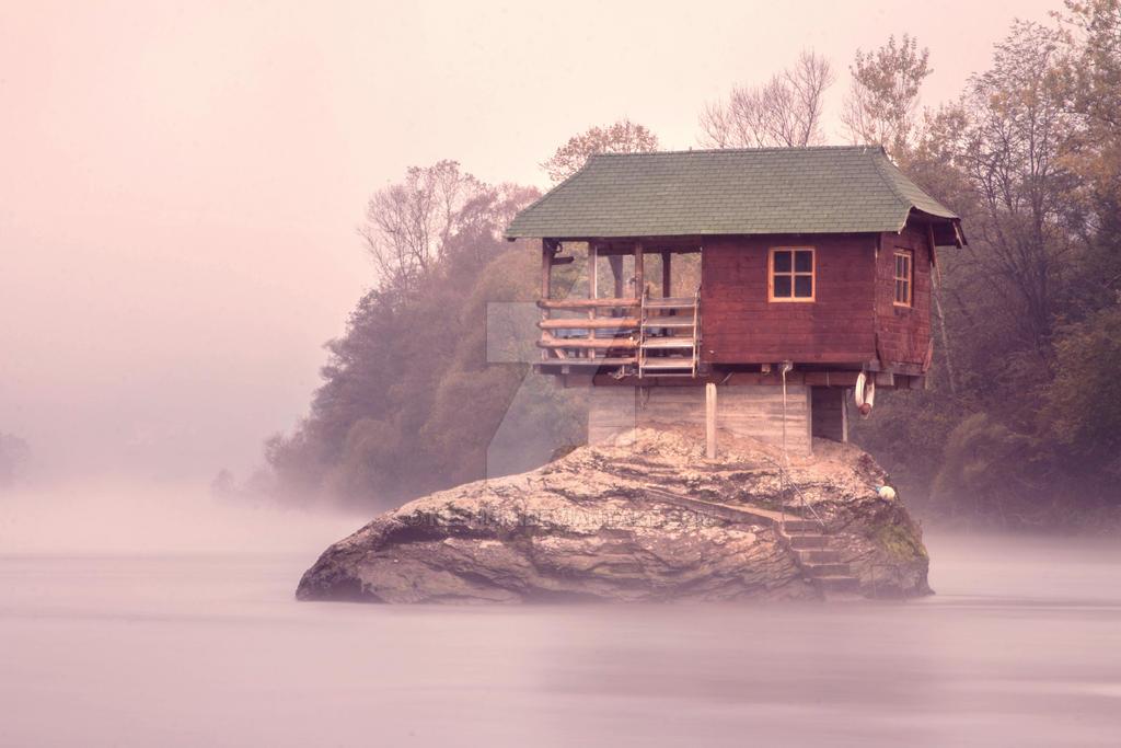 Dream House by Neshom